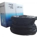 Dây mạng Nasun cat6 FTP-0666 ( bọc lớp kim loại nhôm chống nhiễu)